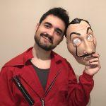 Anto Garzía, Head of Social Media en Atresmedia, desarrolló el lanzamiento de La casa de papel el redes sociales