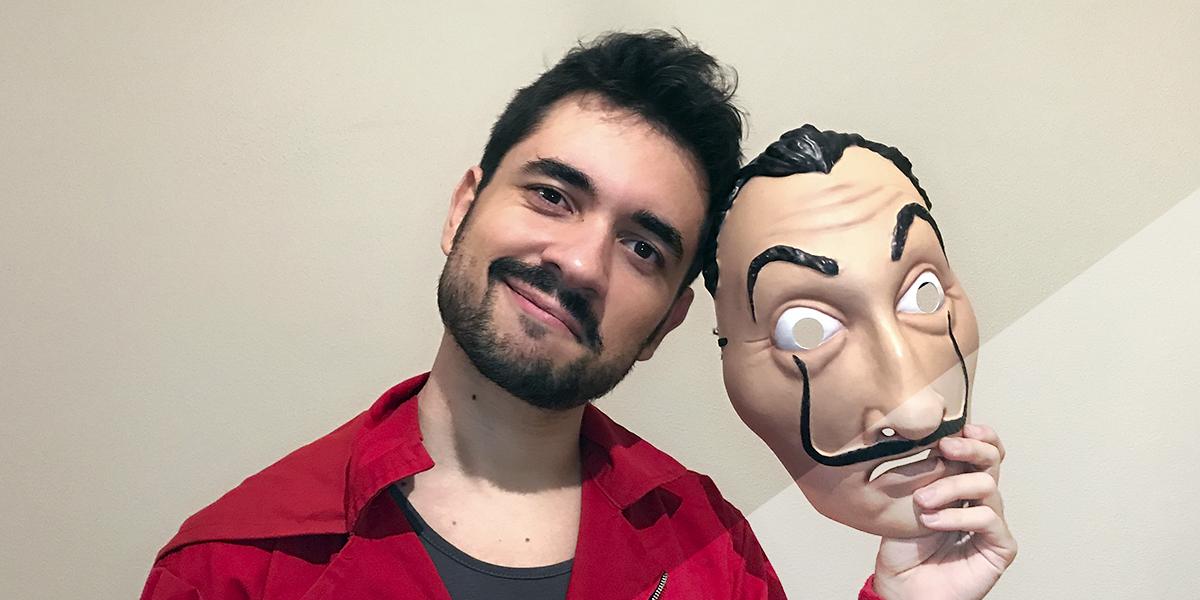 Dentro de 'La casa de papel': Mis secretos y experiencias tras sus redes sociales oficiales