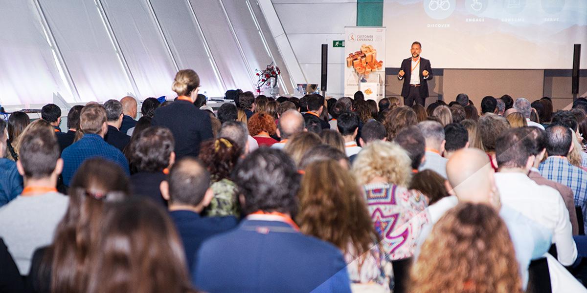 Pedro Llamas en el CEC 2019