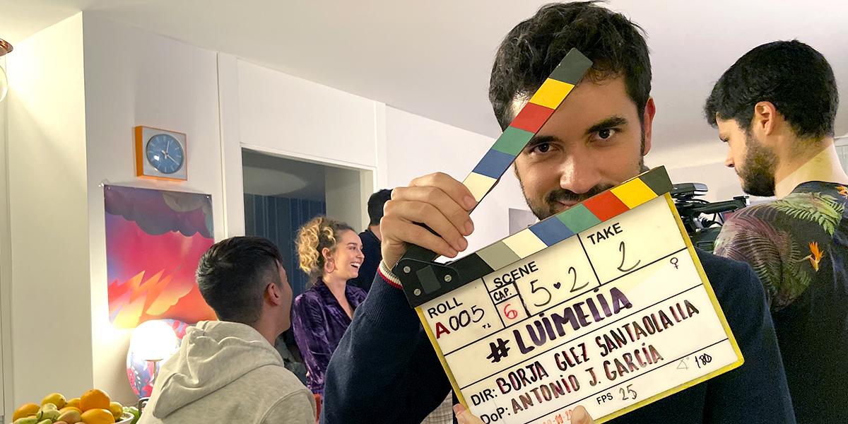 #Luimelia es real: El nacimiento de una serie transmedia